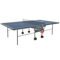 Теннисный стол складной Sunflex Pro Indoor синий