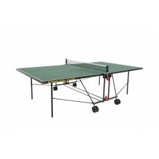 Теннисный стол всепогодный складной Sunflex optimal outdoor зеленый