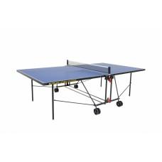 Теннисный стол всепогодный складной Sunflex optimal outdoor синий