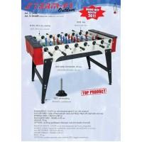 Игровой стол футбол Longoni STORM F-1 FAMILY OUTDOOR