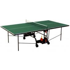 Теннисный стол всепогодный складной Sunflex fun outdoor зеленый ( 222.5030/SF )