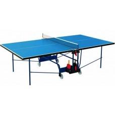 Теннисный стол всепогодный складной Sunflex fun outdoor синий ( 222.7010/SF )