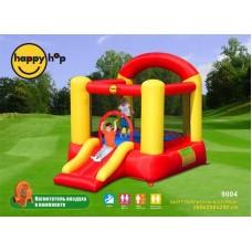 Надувная горка батут Happy Hop Slide Bouncer 9004
