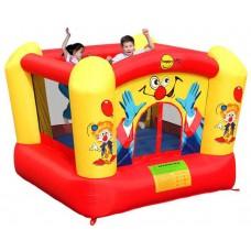 Надувной детская горка батут веселый клоун Happy Hop Clown Bouncer 9320