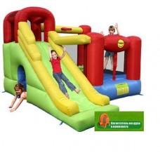 Надувной батут Игровой центр 10 в 1 Happy Hop 6 In 1 Play Center 9060