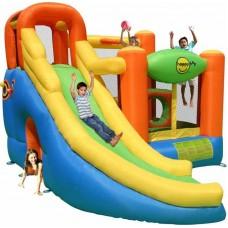 Детский надувной игровой центр Happy Hop 10 in 1 Play Center 9106N