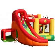 Надувной батут игровой центр 11 в 1 Happy Hop 11 in 1 Play Center 9206