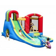 Надувной батут водный Веселая Волна  Happy Hop Splash Wave Fun Zone 9047