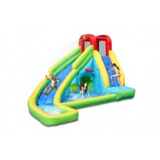 Надувной батут Happy Hop Water Riders Fun Zone 9027