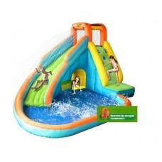 Детский надувной Батут Водный HAPPY HOP 9117
