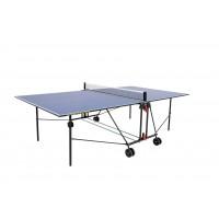 Теннисный стол складной Sunflex OPTIMAL Indoor синий