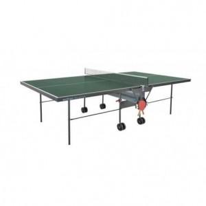 Теннисный стол складной Sunflex Pro Indoor зеленый