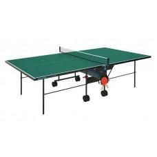 Всепогодный теннисный стол outdoor Sunflex hobbyplay зелёный
