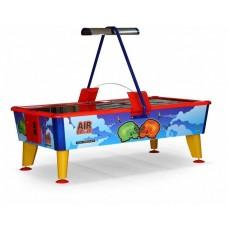 Игровой стол аэрохоккей Wik Air Battle 8ф (жетоноприемник)