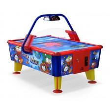 Игровой стол аэрохоккей Wik Magic 5ф (жетоноприемник)