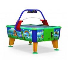 Игровой стол аэрохоккей Wik Gameland 5ф (жетоноприемник)