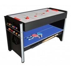 Распродажа -  Игровой стол многофункциональный 3 в 1 Weekend Global ( Скидка на игровые столы )