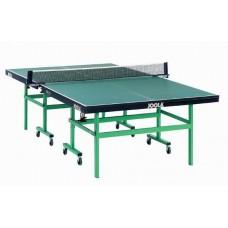 Теннисный стол для помещений Joola World Cup 11480 зеленый/синий