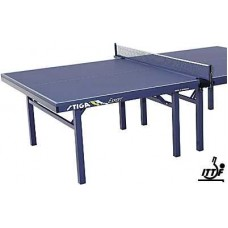 Теннисный стол профессиональный Stiga Expert ITTF 5116-00 class A
