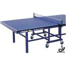 Теннисный стол профессиональный Stiga Automatic Roller ITTF 7196-00 class A