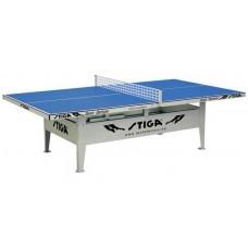 Теннисный стол для улицы Stiga super outdoor CS с сеткой 7177-05