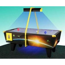 Аэрохоккей с жетоноприемником Neon для взрослых