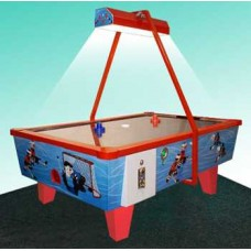 Аэрохоккей с жетоноприемником Антивандальный для детей