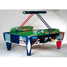 Игровой стол Аэрохоккей Sam Billiards Double Fast Soccer