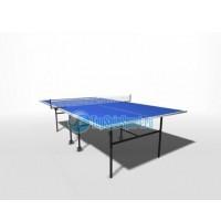 Купить недорого -  Всепогодный теннисный стол  TopSpin вечный