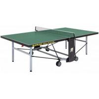 Теннисный стол всепогодный складной Sunflex ideal outdoor зеленый