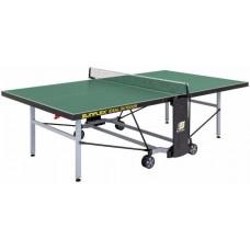 Распродажа - Теннисный стол всепогодный складной Sunflex ideal outdoor зеленый
