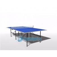 Всепогодный теннисный стол  TopSpin воевода
