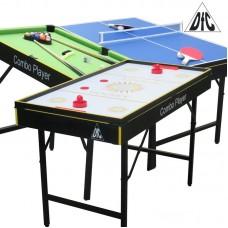 Игровой стол трансформер Dfc Smile 3 в 1 ( ES-GT-4870  )