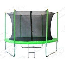 Батут JunHop 10 зеленый