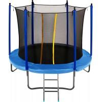 Батут JUMPY Comfort 8 FT (Blue)
