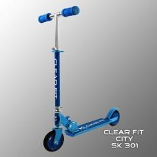 Детский самокат Clear Fit City SK 301