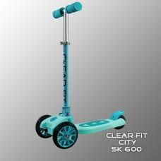 Детский самокат Clear Fit City SK 600