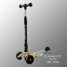 Детский самокат Clear Fit City SK 700
