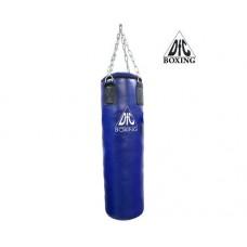 Боксёрский мешок DFC HBPV3.1 синий ( 120*30,40 ПВХ синий)
