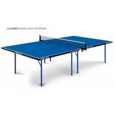Теннисный стол Start Line Sunny Light Outdoor blue 6015