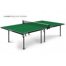 Теннисный стол Start Line Sunny Light Outdoor green 6015-1