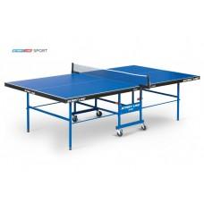 Теннисный стол Start Line Sport - стол для настольного тенниса, предназначенный для игры в помещении, подходит для школ и спортивных клубов 60-66