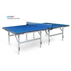 Теннисный стол Start Line Training Optima blue - стол для настольного тенниса с системой регулировки высоты