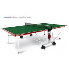 Теннисный стол Start Line Compact Expert Outdoor green 6044-31