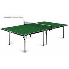 Теннисный стол Start Line Sunny Outdoor green 6014-1