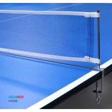HOME сетка для теннисного стола , крепление - фиксатор 9811D