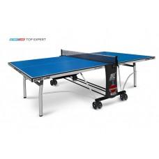 Теннисный стол Start Line Top Expert - топовая модель теннисного стола для помещений Уникальный механизм складывания 6045