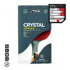 Теннисная ракетка Stiga Crystal Advance ***