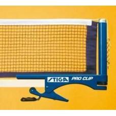 Сетка с креплением Stiga Pro Clip 6385-00