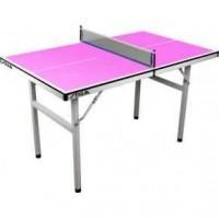 Теннисный стол Stiga Pure mini розовый